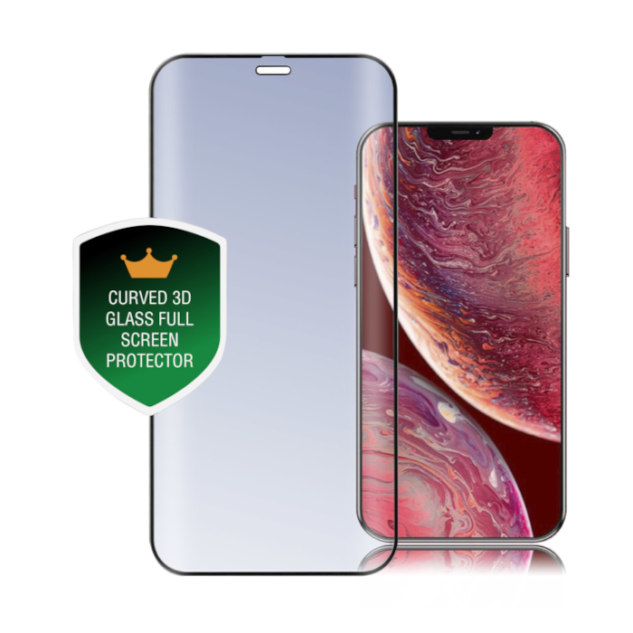 Panzerglass Curved 3D Apple iPhone 12 Pro Max